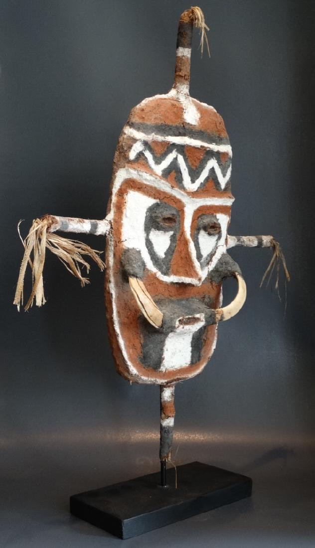 Old Malakula mask - 6