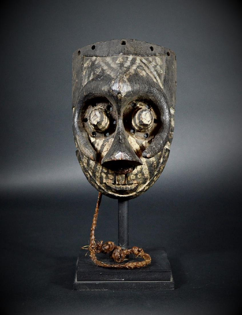 African Tribal KUBA / Ngeende Pwoom Itok Mask