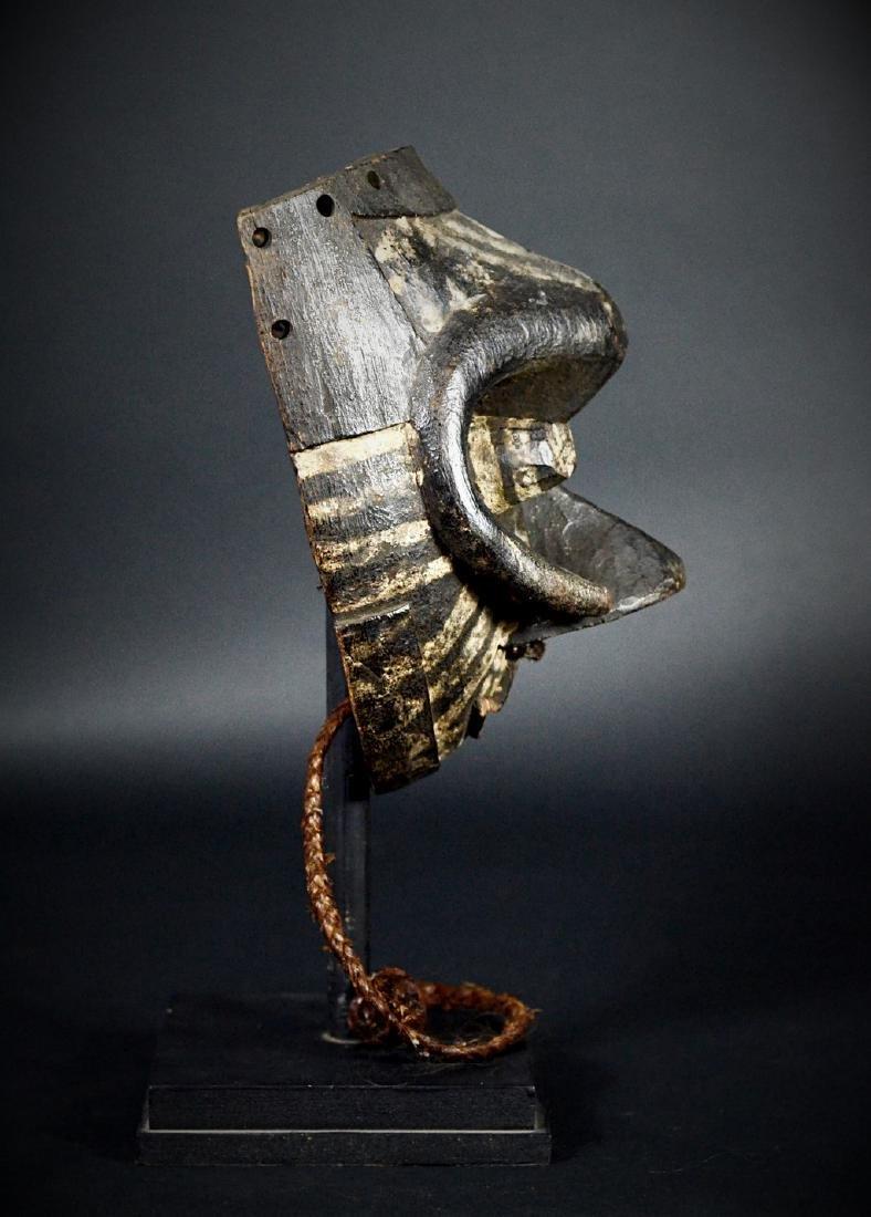 African Tribal KUBA / Ngeende Pwoom Itok Mask - 7