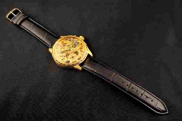 Patek Philippe & Co Geneve Chronometer Skeleton