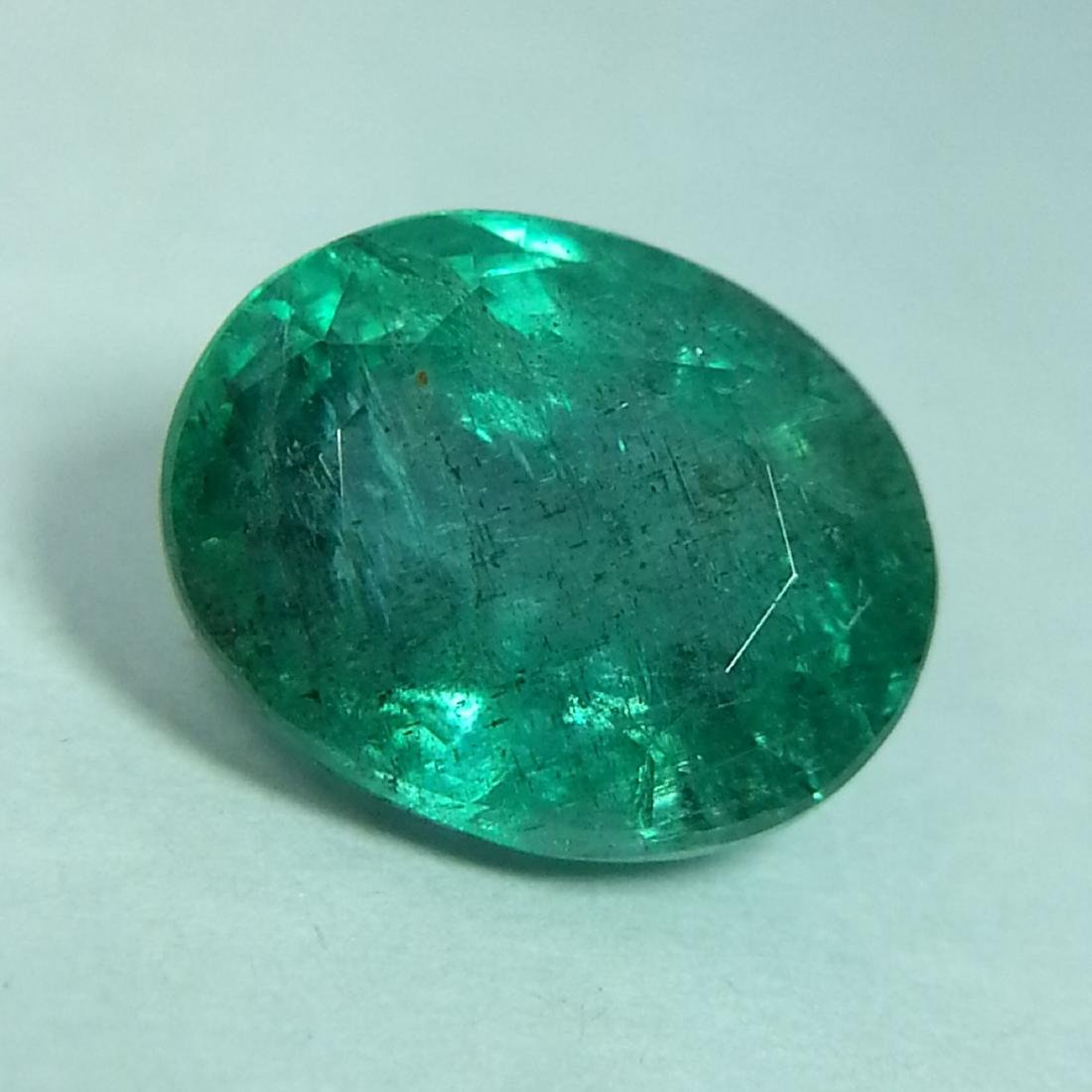 Natural Emerald - 2.62 ct