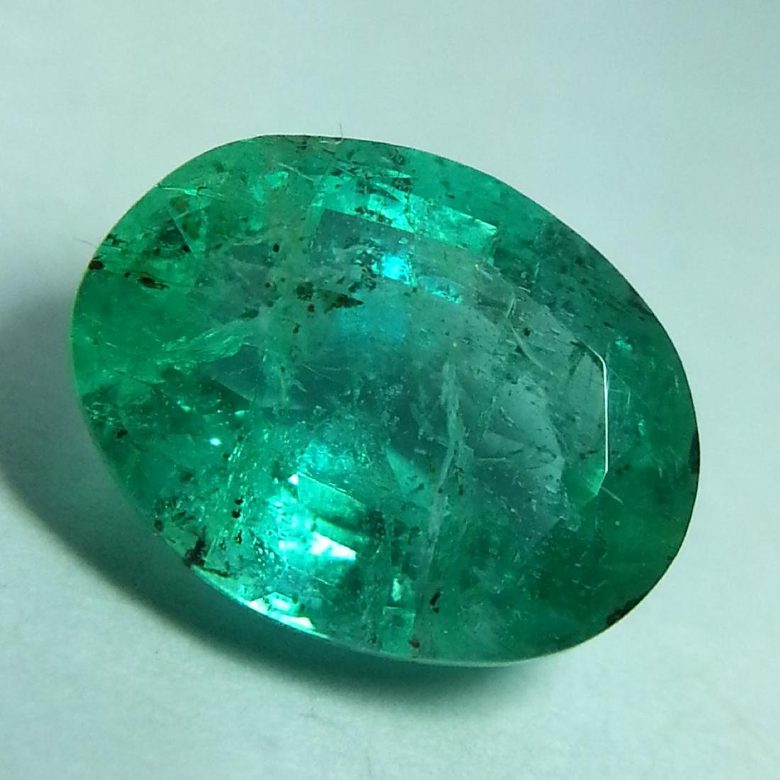 Natural Emerald - 1.96 ct