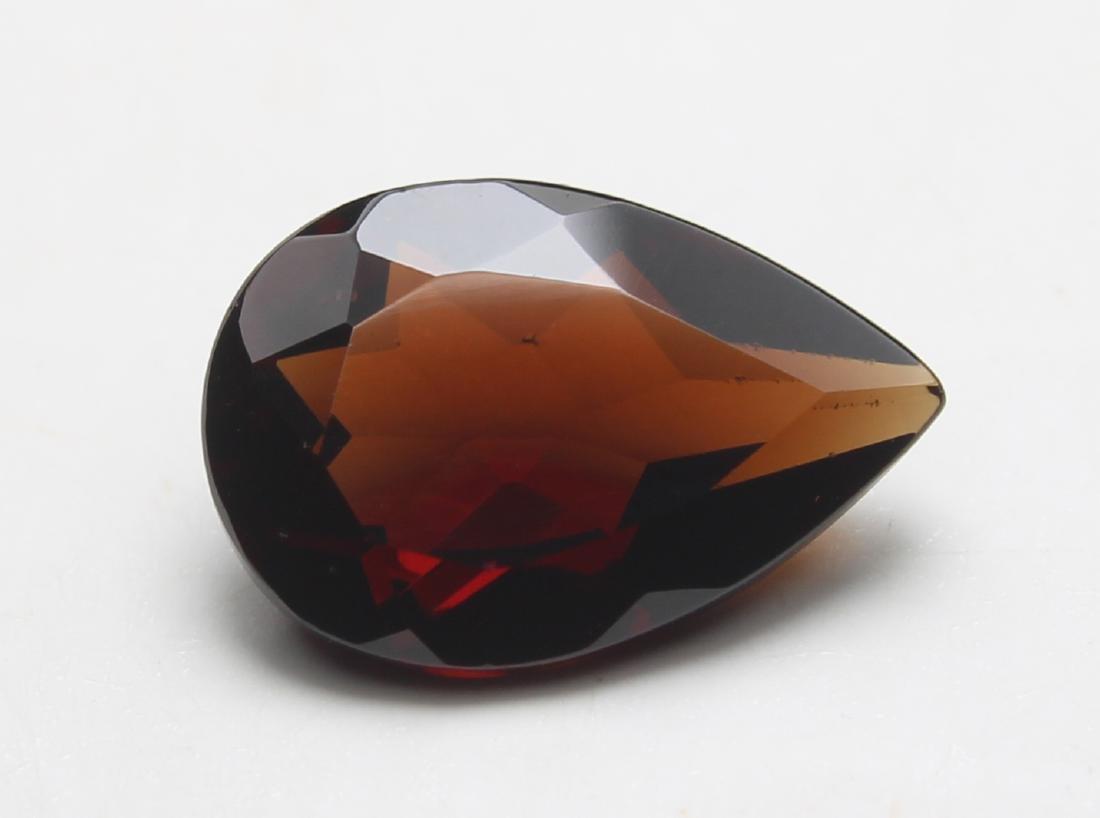 3.07 Ct Natural Pyrope-Almandite Garnet