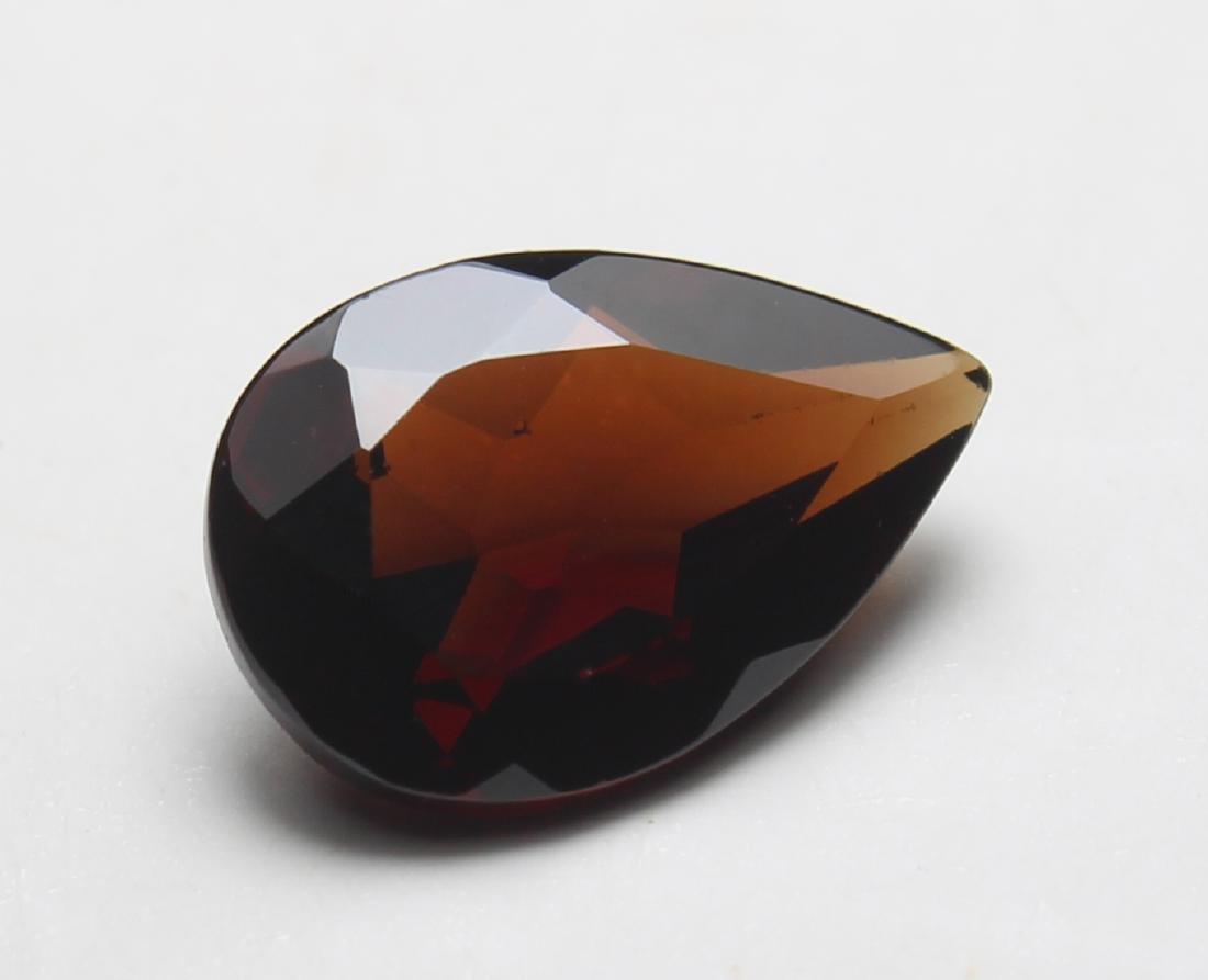 3.07 Ct Natural Pyrope-Almandite Garnet - 2