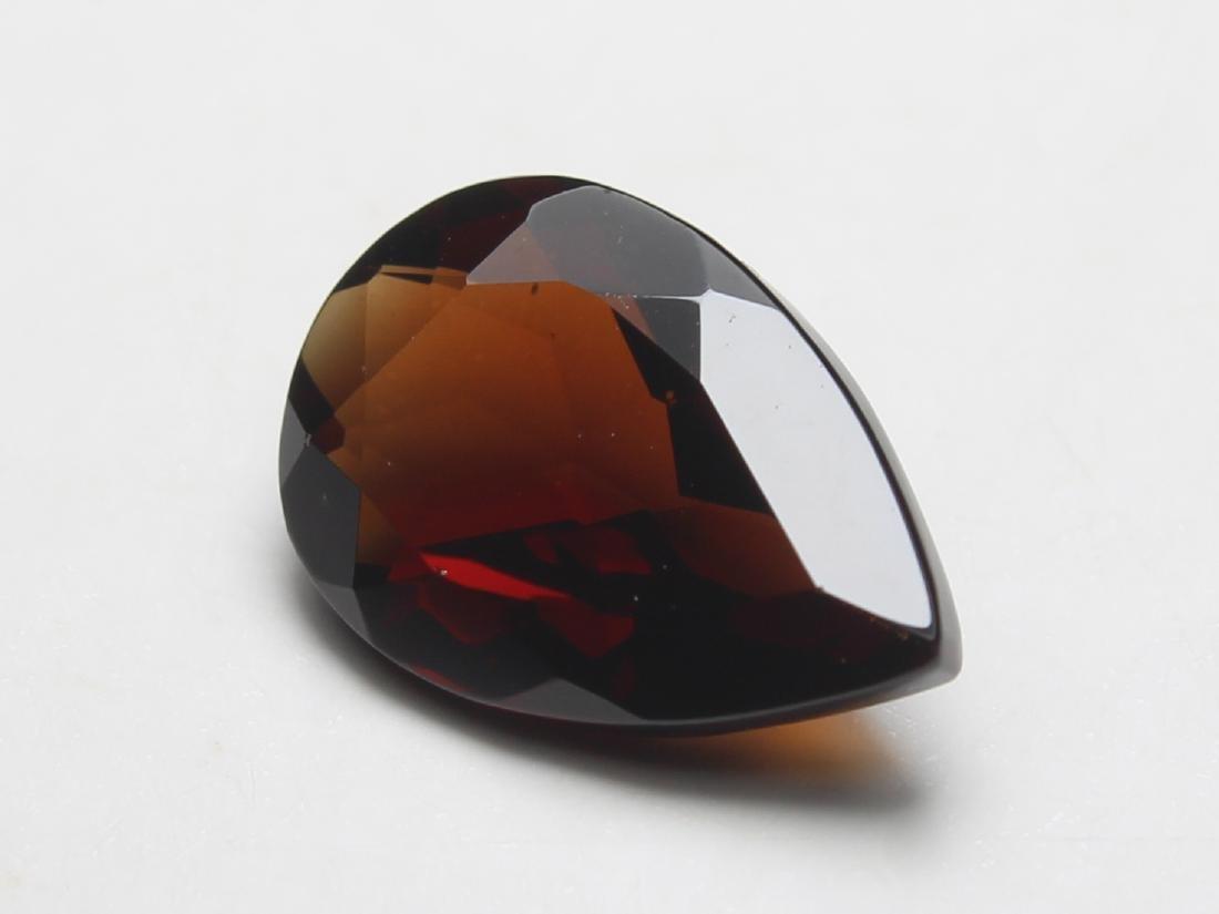 3.07 Ct Natural Pyrope-Almandite Garnet - 3
