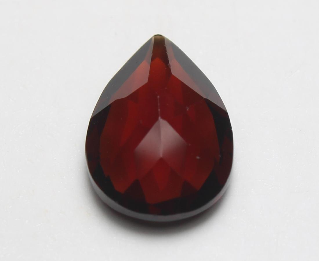 3.07 Ct Natural Pyrope-Almandite Garnet - 4