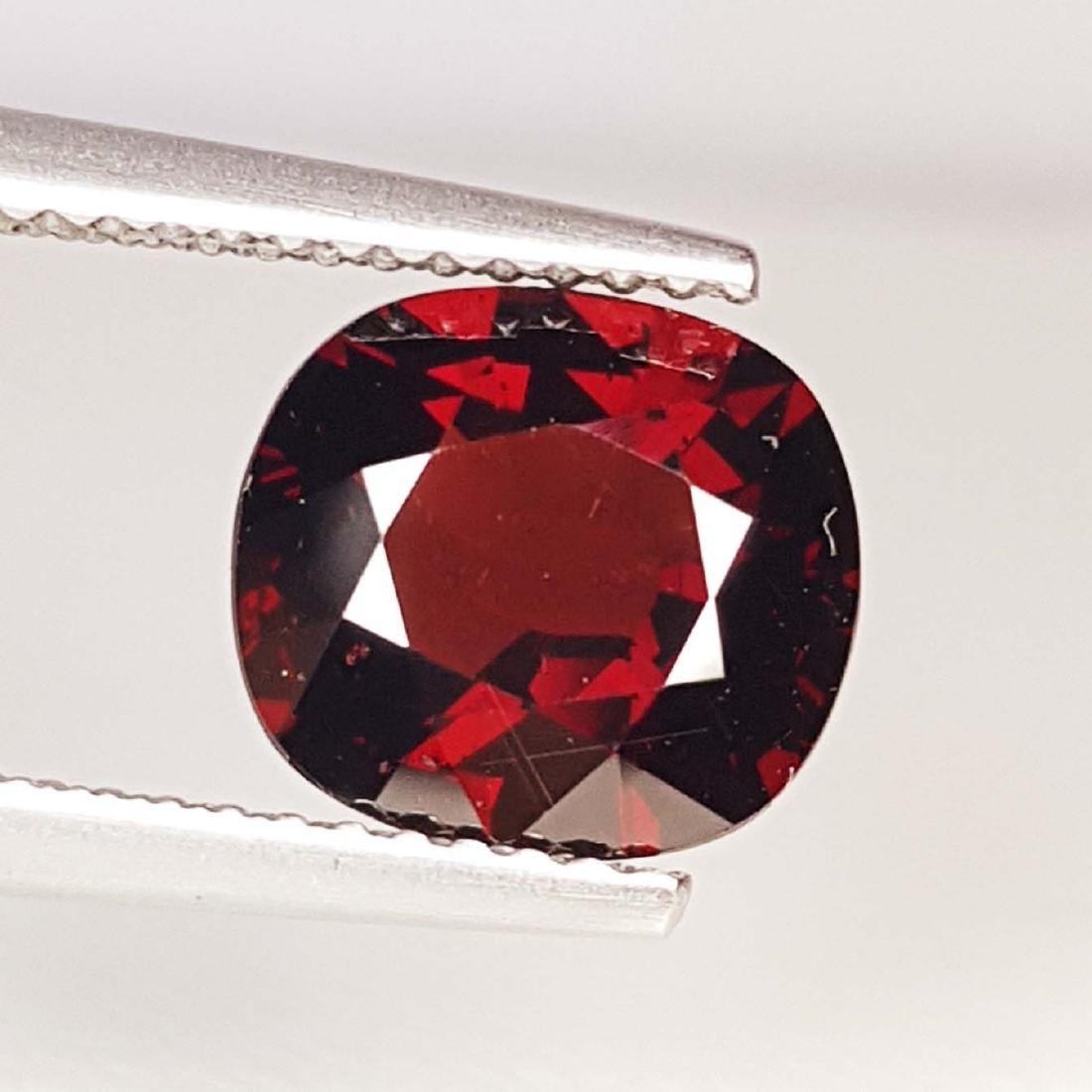 Natural Rhodolite - 2.97 ct