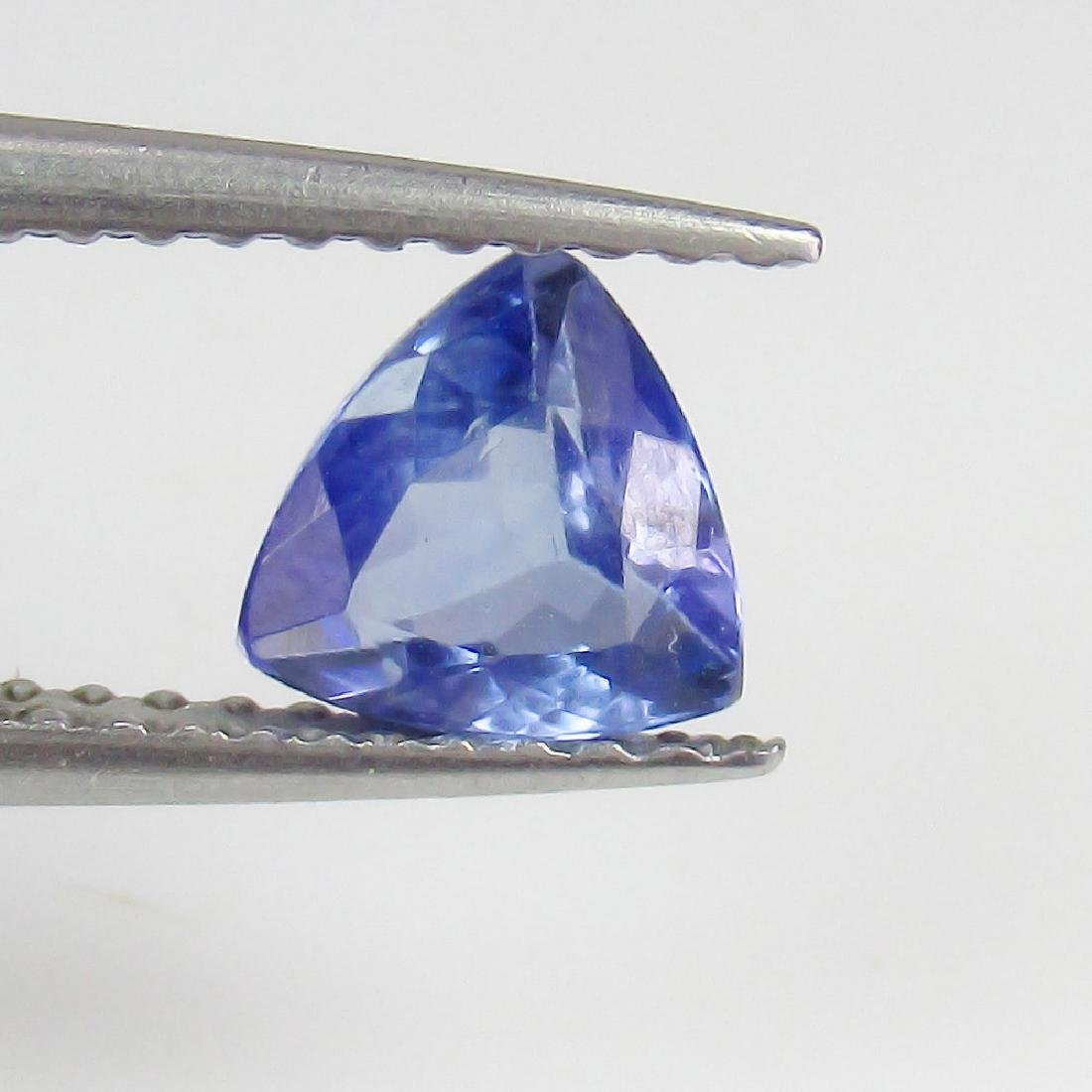 0.65 Ct Genuine Loose Natural Tanzanite Top Luster