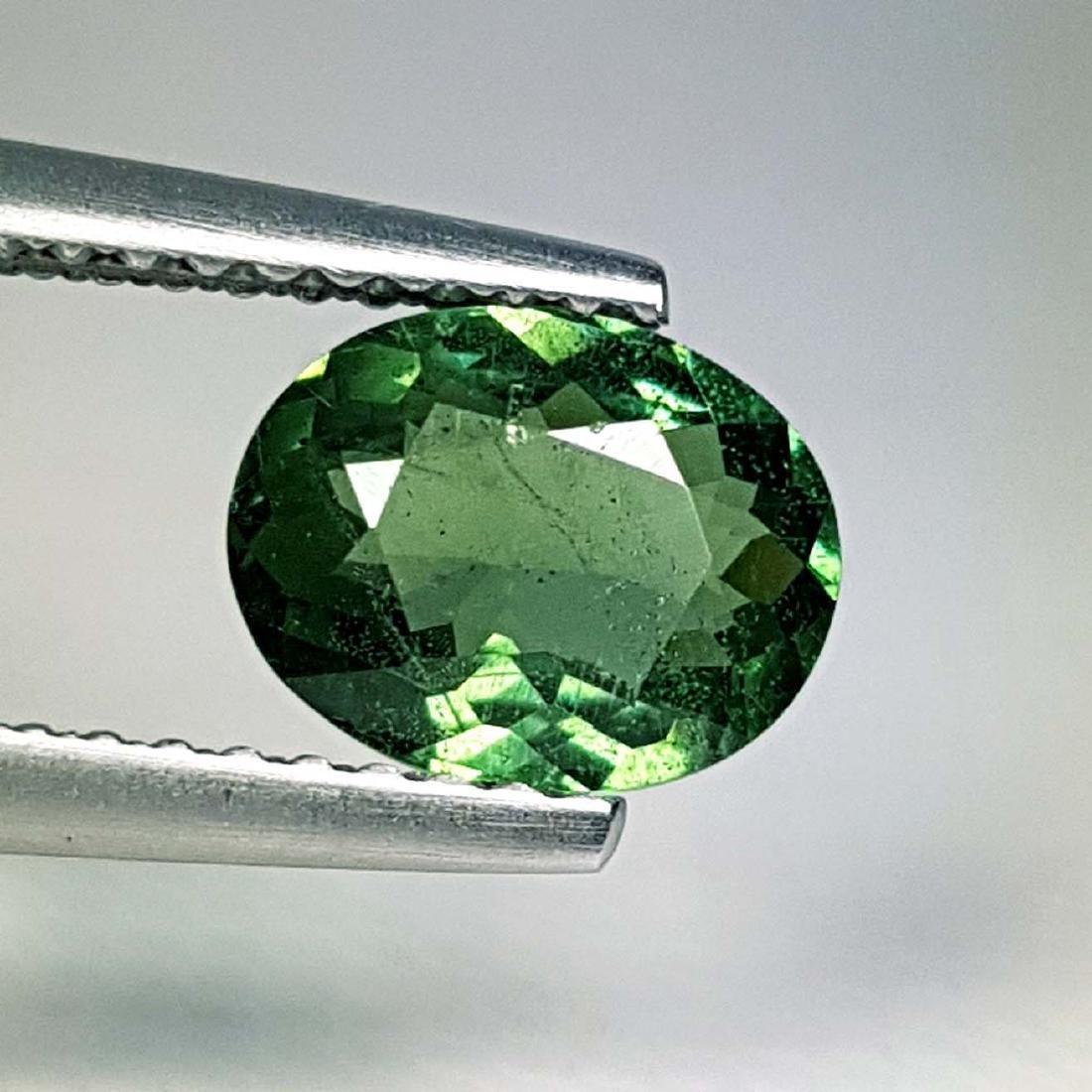 Fantastic Natural Green Apatite - 1.05 ct