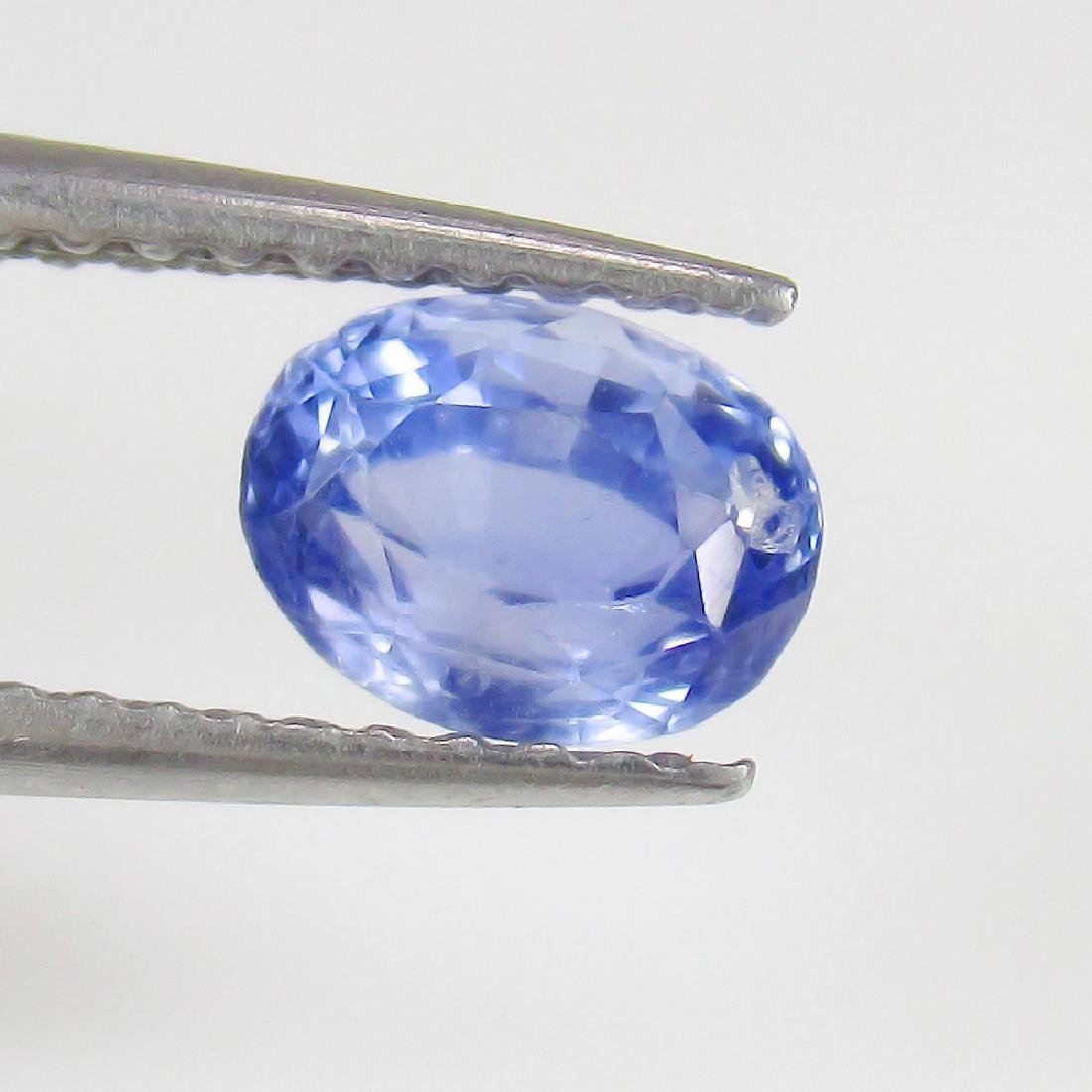 0.90 Ct Genuine Loose Ceylon Blue Sapphire Top Quality