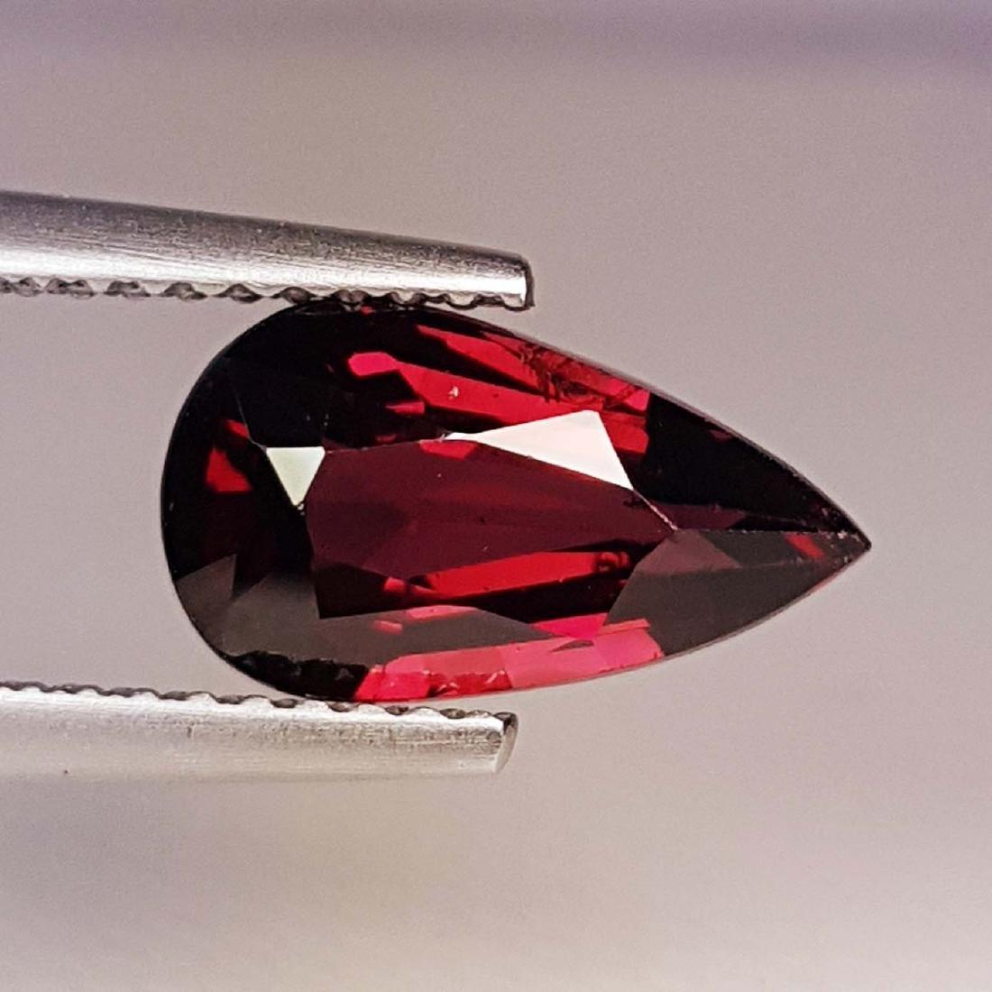 Natural Rhodolite - 2.73 ct