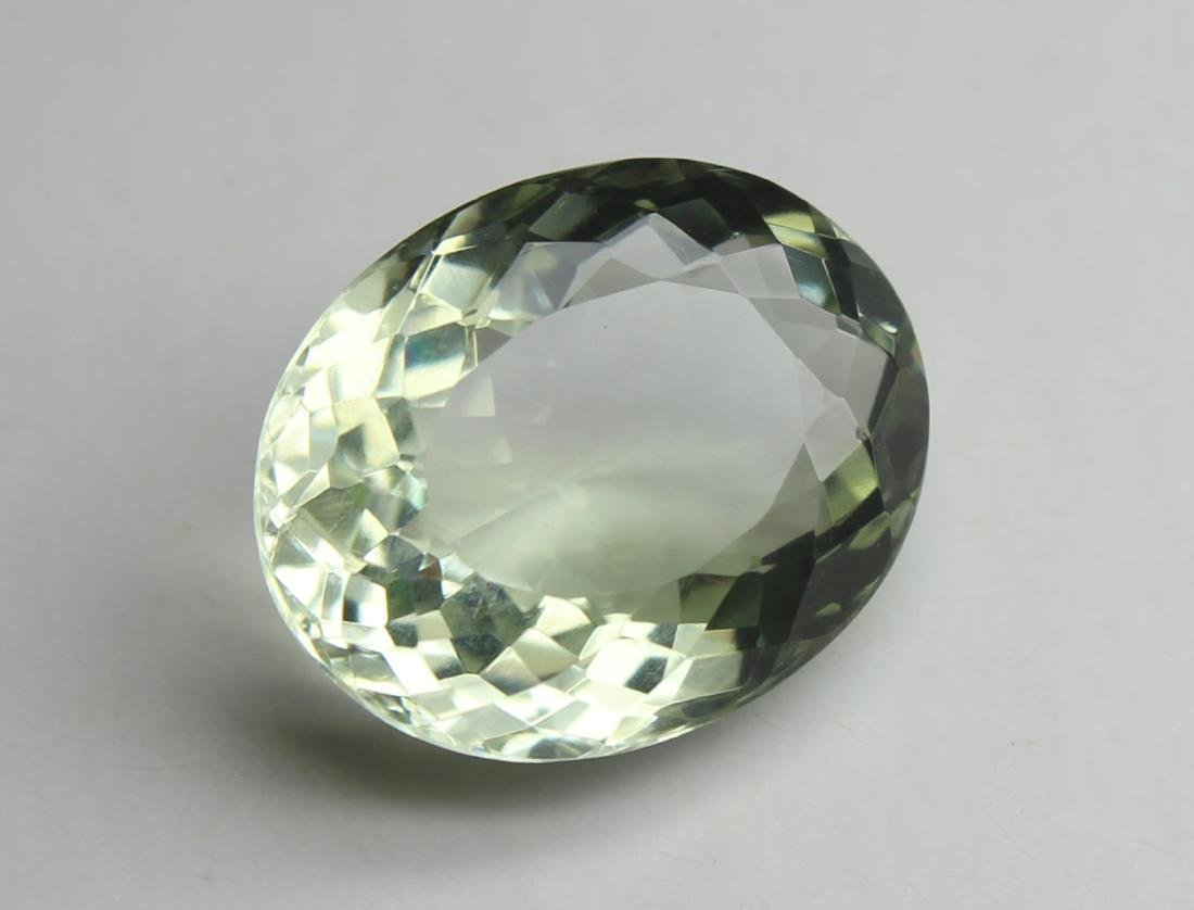5.47 Ct Green Amethyst - 2