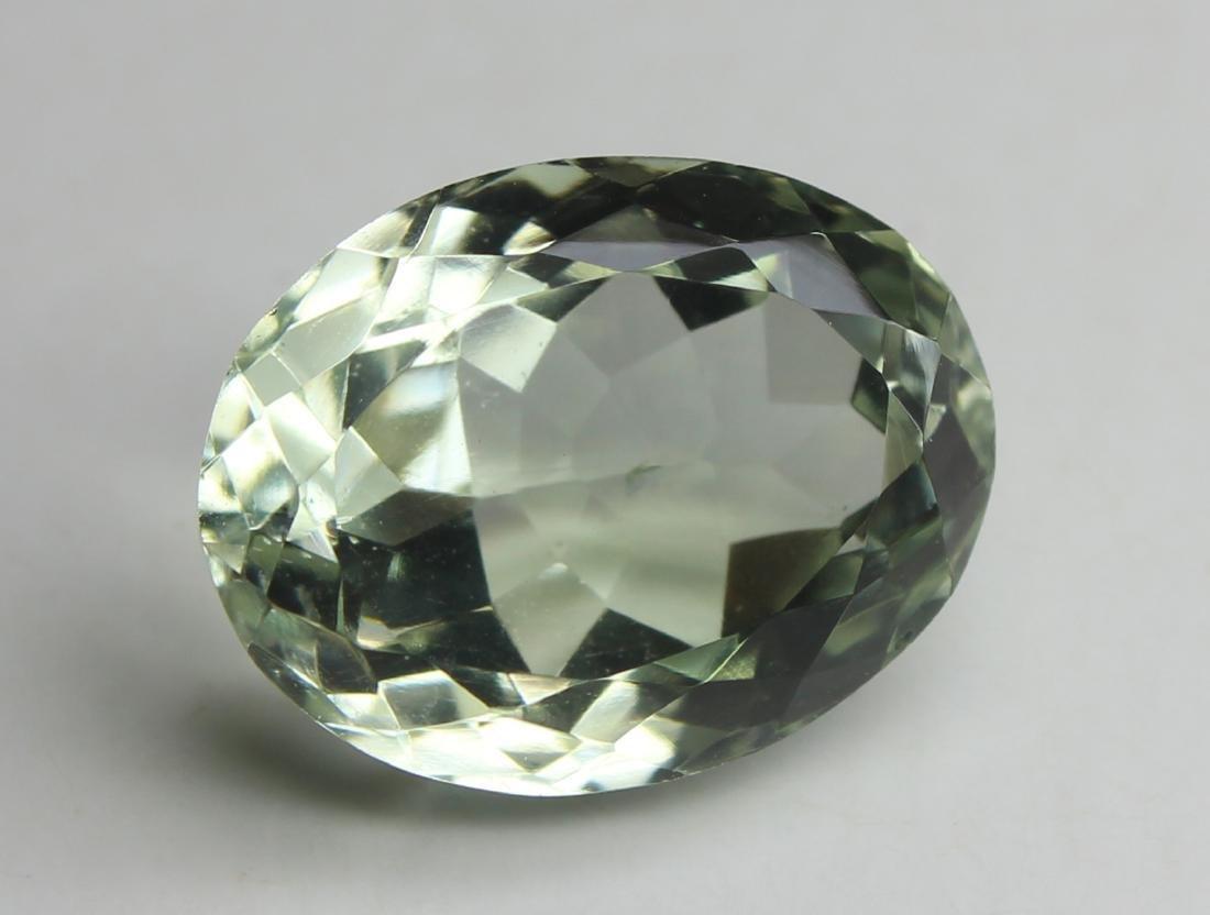 7.83 Ct Natural Green Amethyst - 2