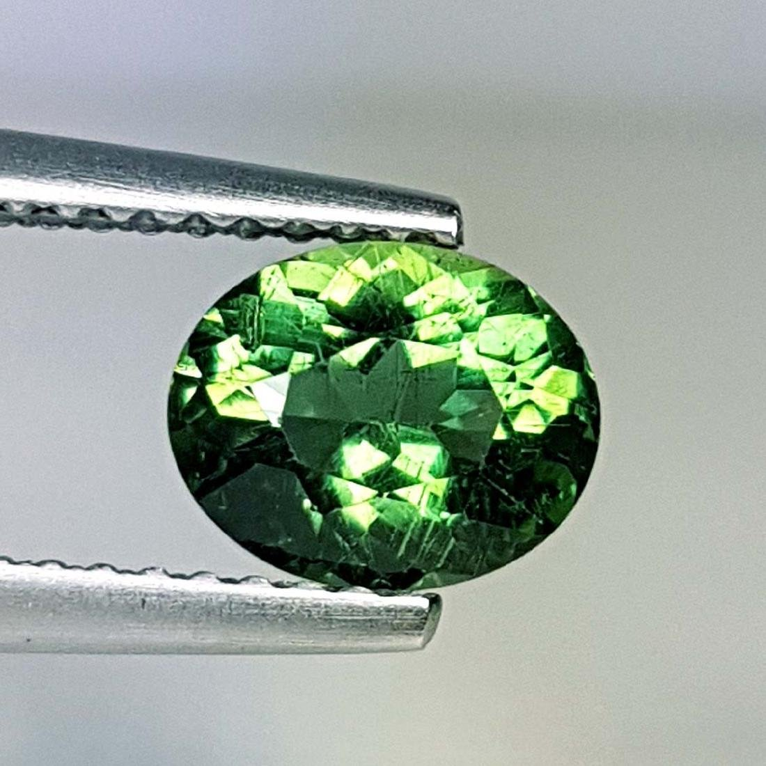Natural Green Apatite - 1.20 ct