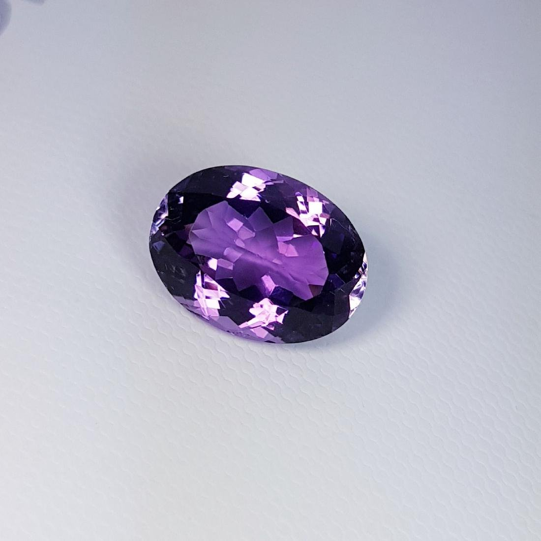 Collective Gem Natural Amethyst - 9.62 ct