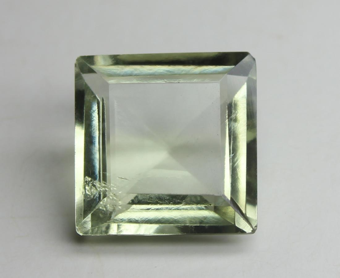 7.81 Ct Natural Green Amethyst - 2