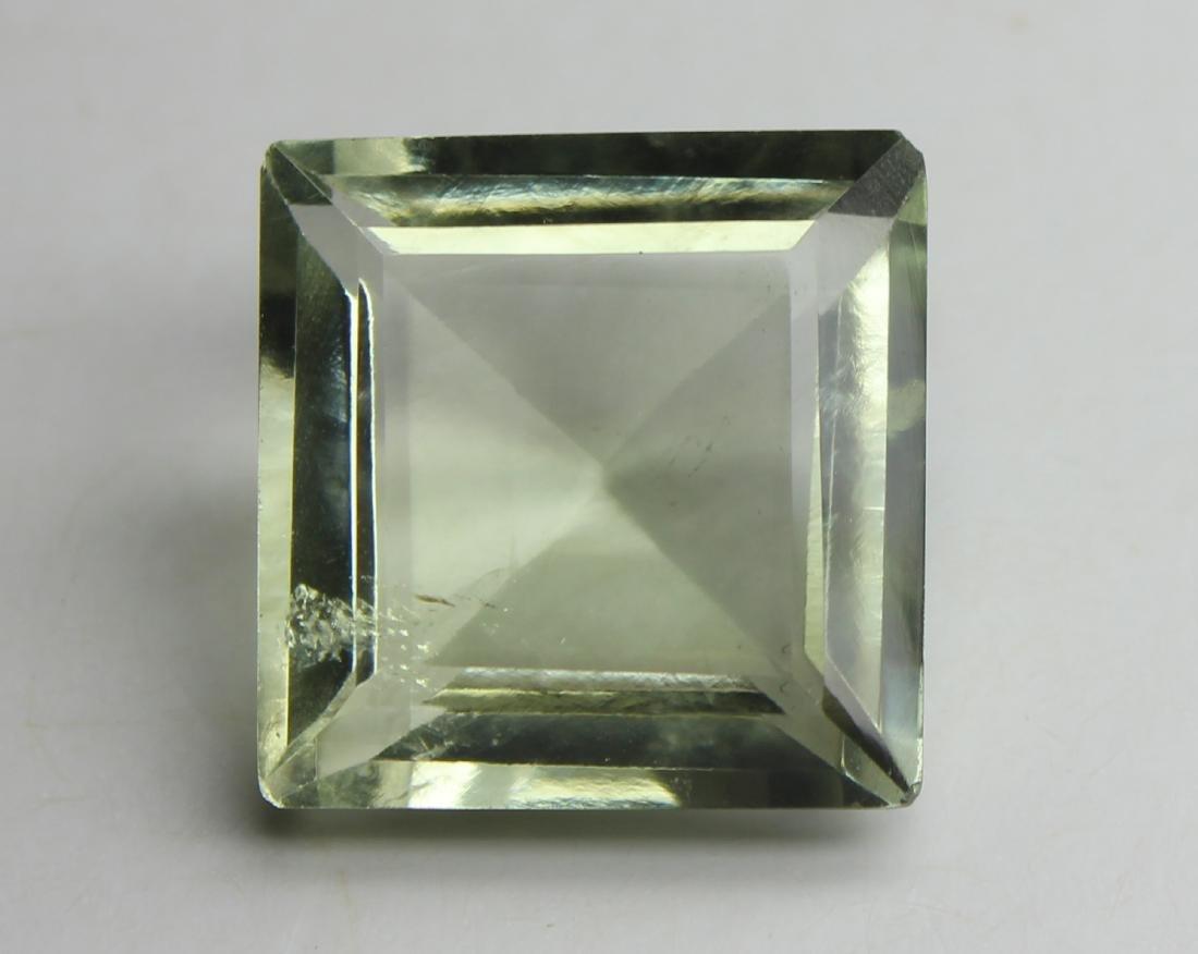 7.81 Ct Natural Green Amethyst - 3