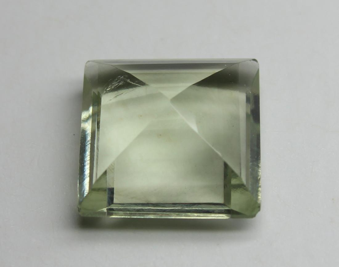 7.81 Ct Natural Green Amethyst - 4