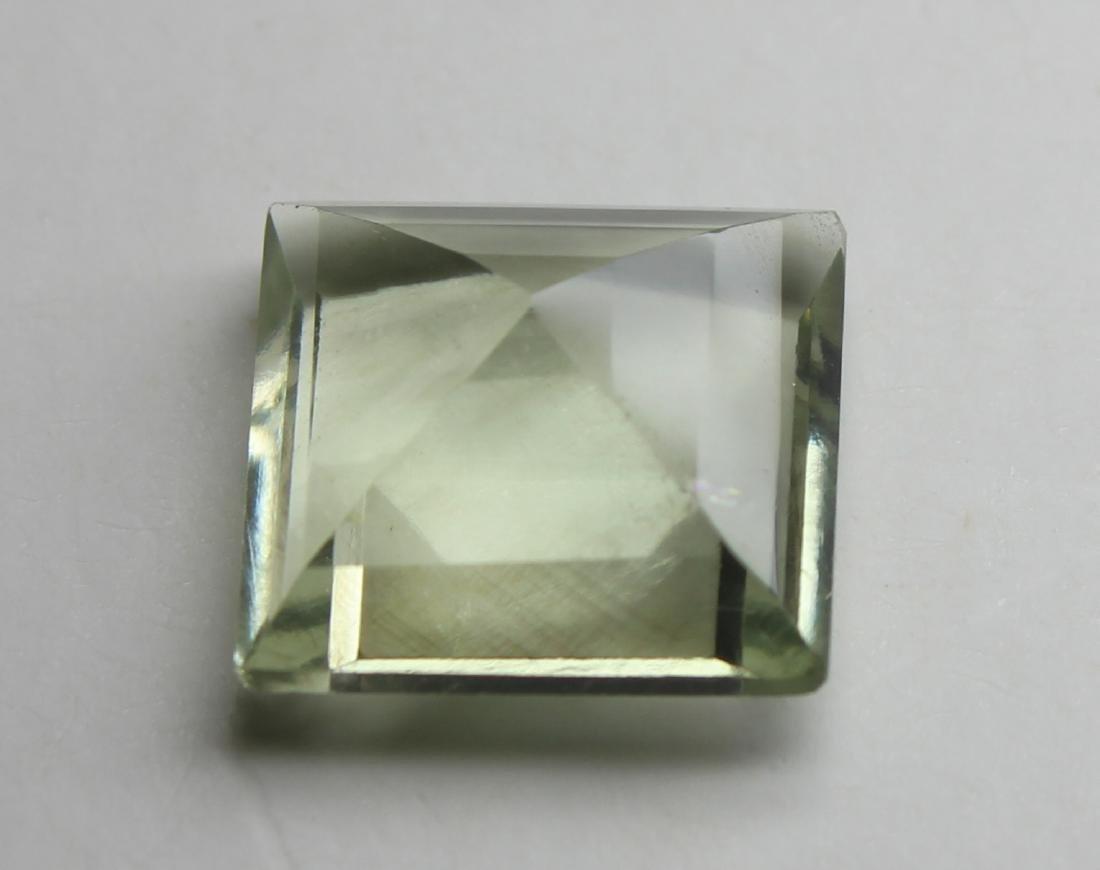 7.81 Ct Natural Green Amethyst - 5