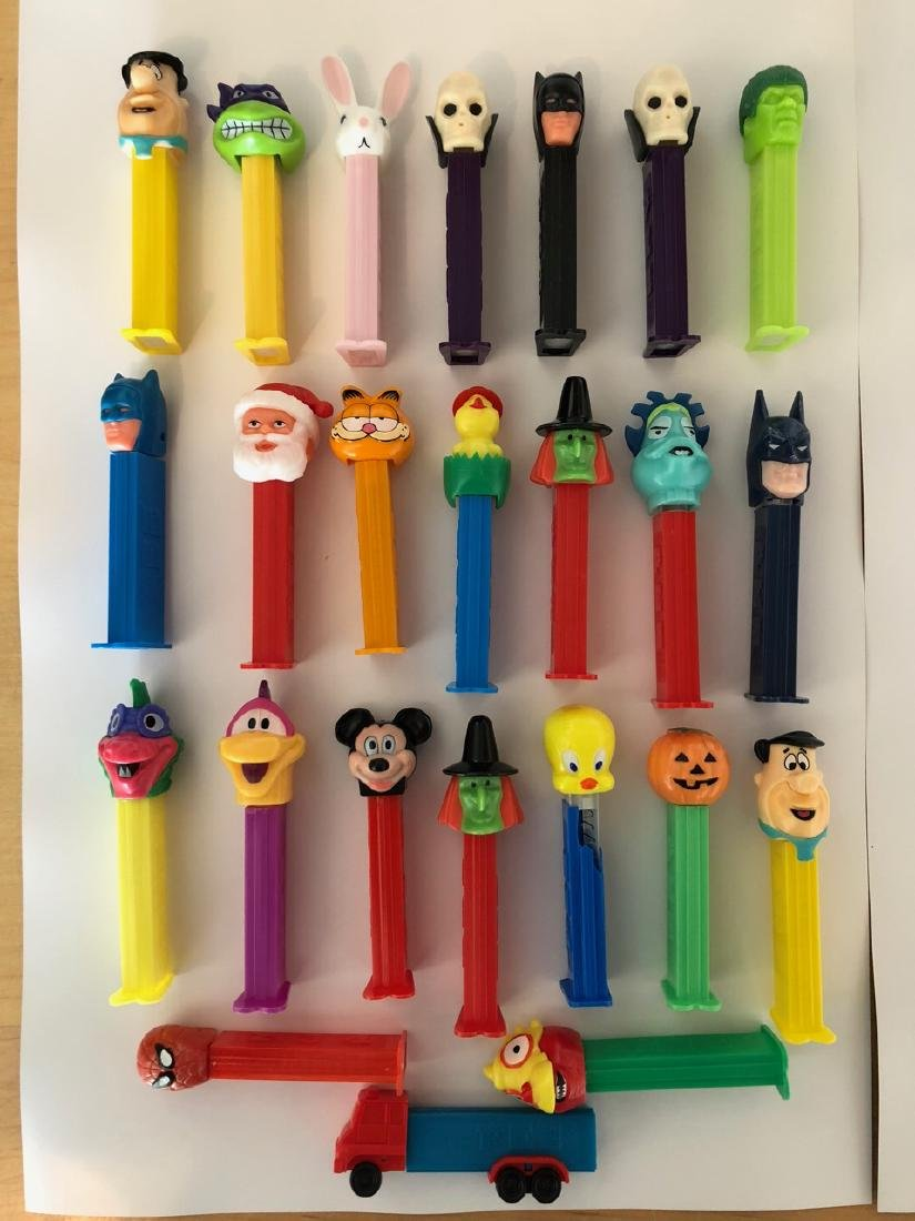 PEZ Container Collection