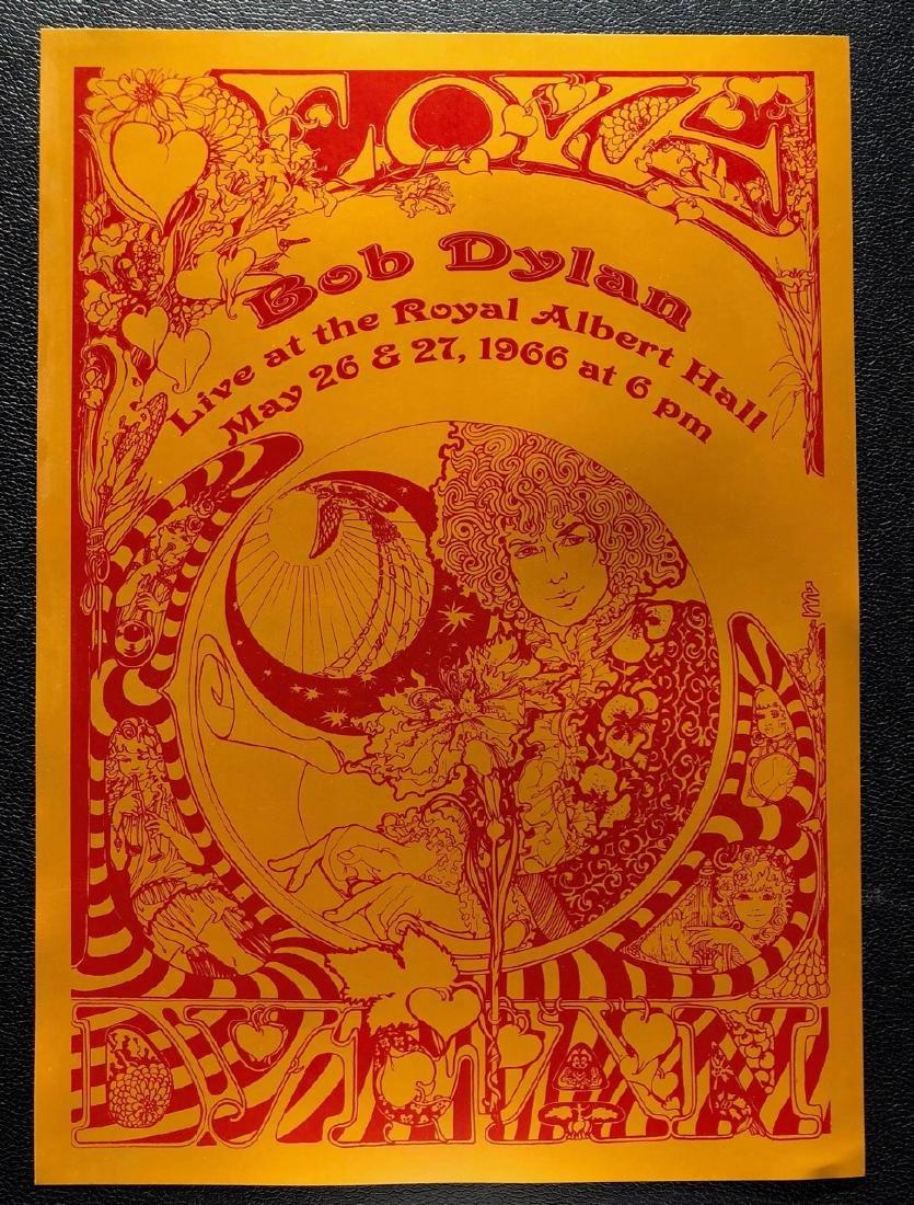 BOB DYLAN ROYAL ALBERT HALL - MASSE