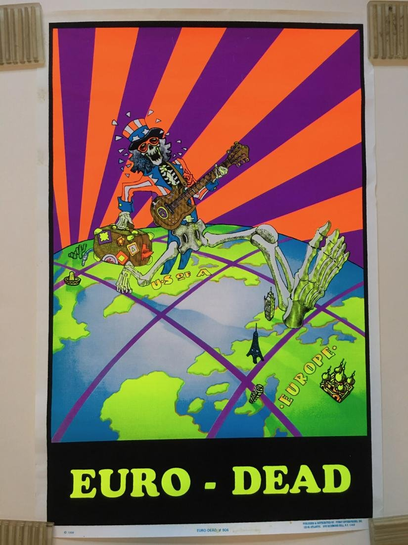 Euro Dead - Blacklight - 1996 - Funky Enterprises