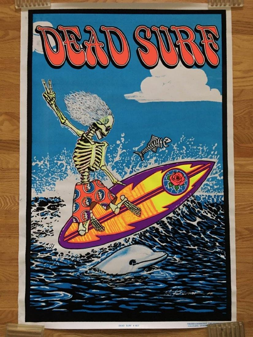 DEAD SURF BLACKLIGHT