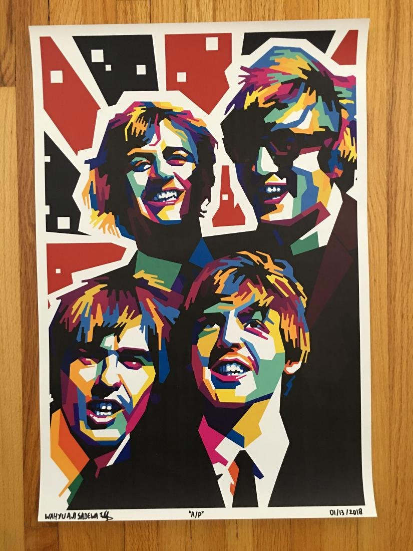 FIRST TIME OFFERED IN THE USA - BEATLES USA - ARTIST