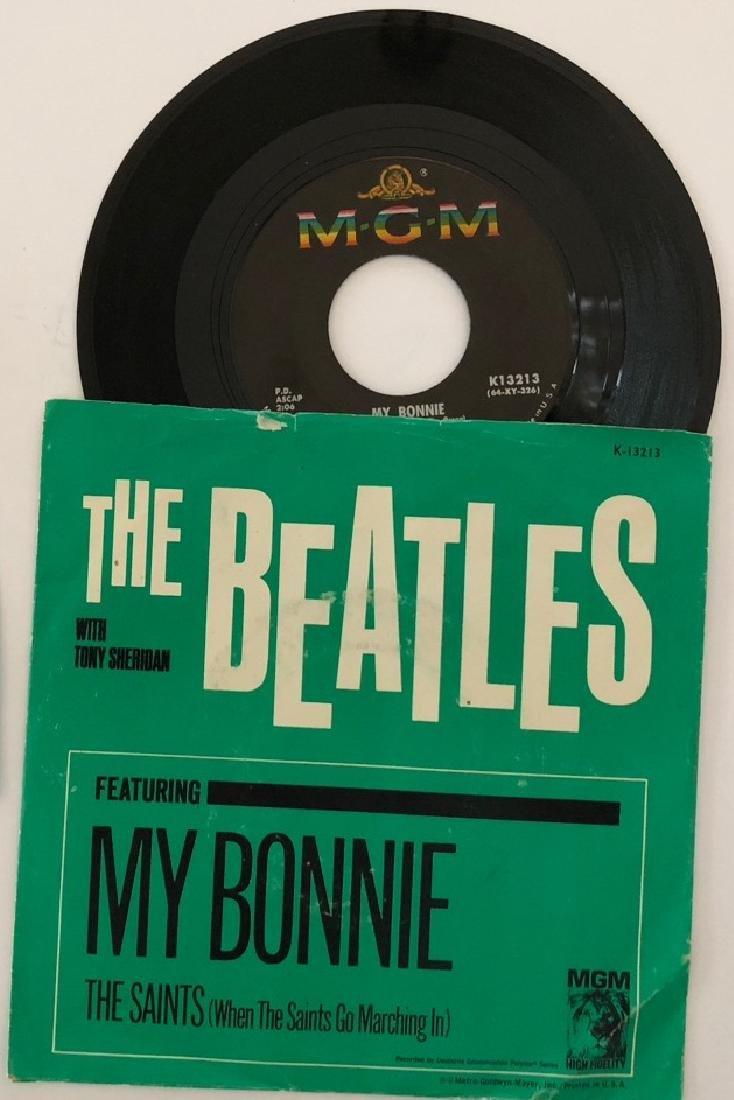 THE BEATLES - MY BONNIE