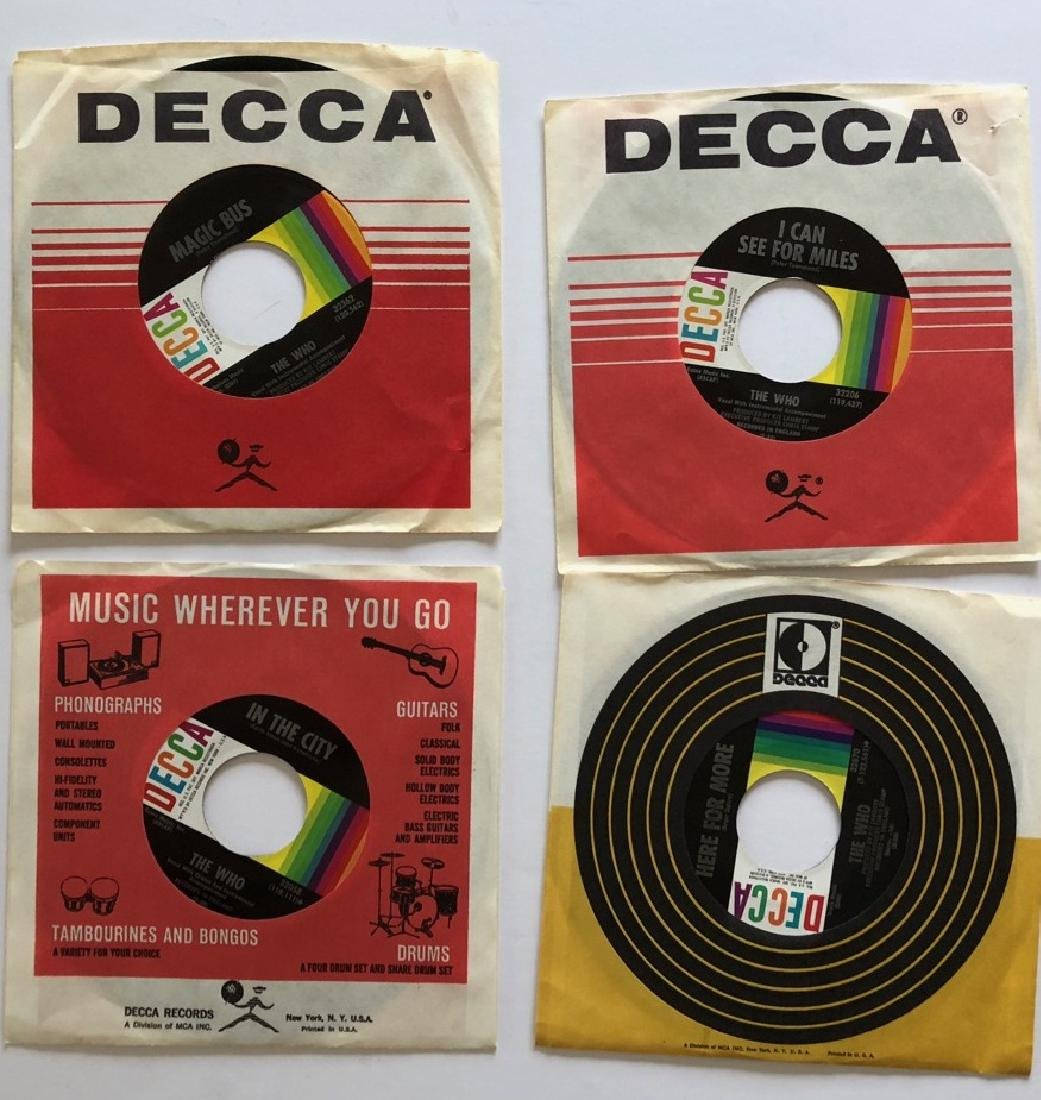 45 RPM RECORD SET