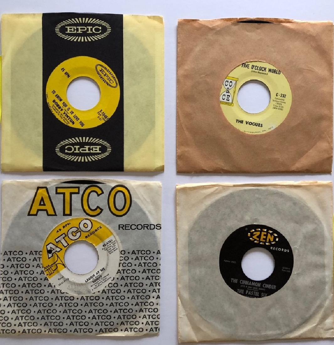 45 RPM RECORD SET