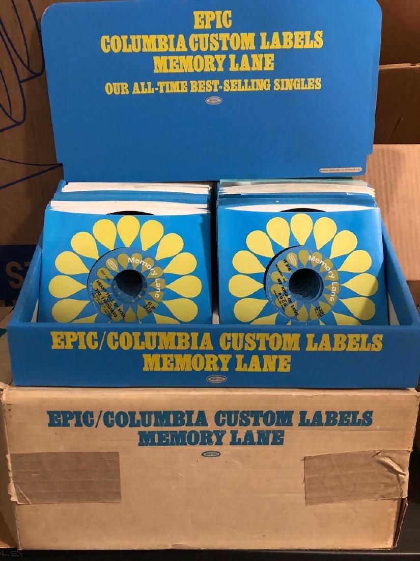 COLUMBIA RECORDS MEMORY LANE - NEVER OPENED