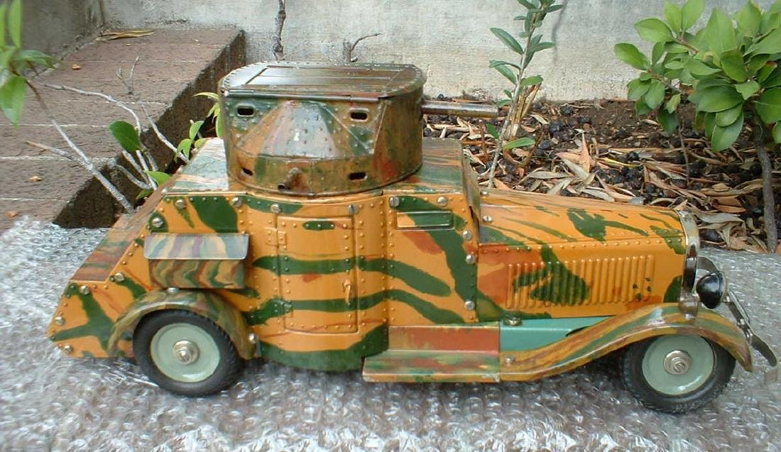 """The """"Holy Grail"""" of the Marklin military toys, the - 2"""
