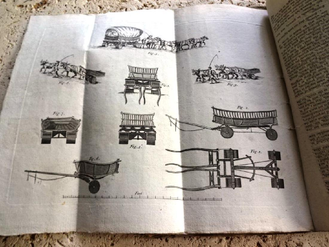 1773 Gentleman's Magazine South Seas Voyage w/ Plate - 3