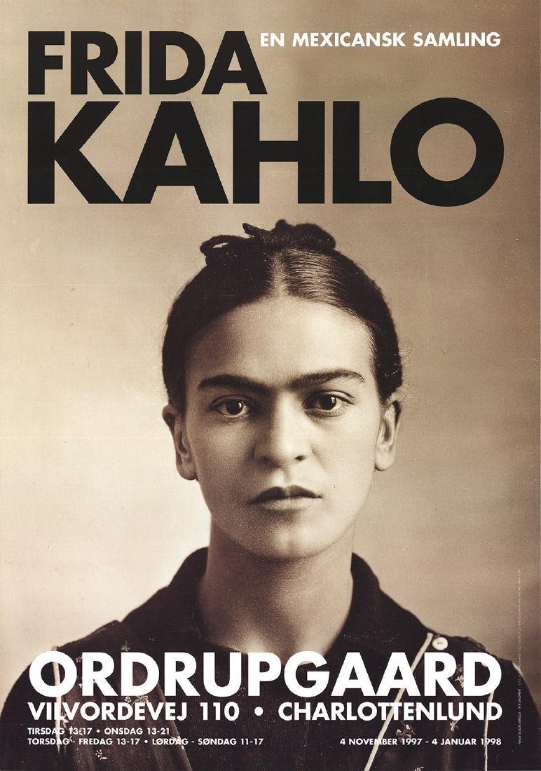 Frida Kahlo Offset Lithograph Frida Kahlo (1932)