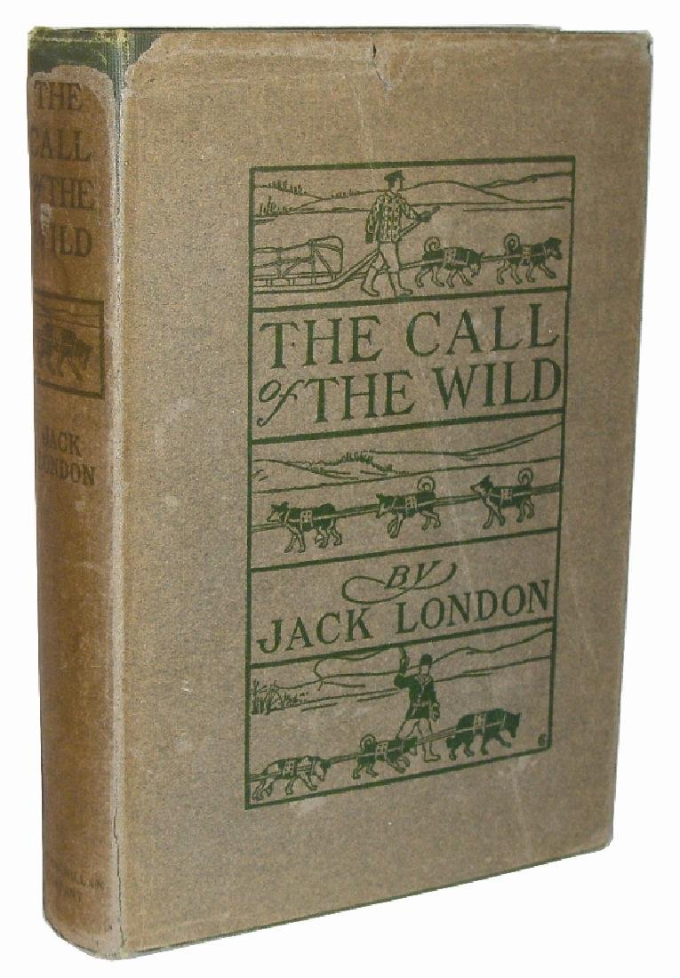 The Call of the Wild London, Jack First edition, first