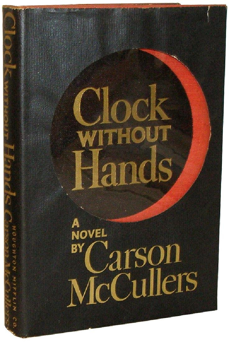 Clock Without Hands McCullers, Carson First edition,