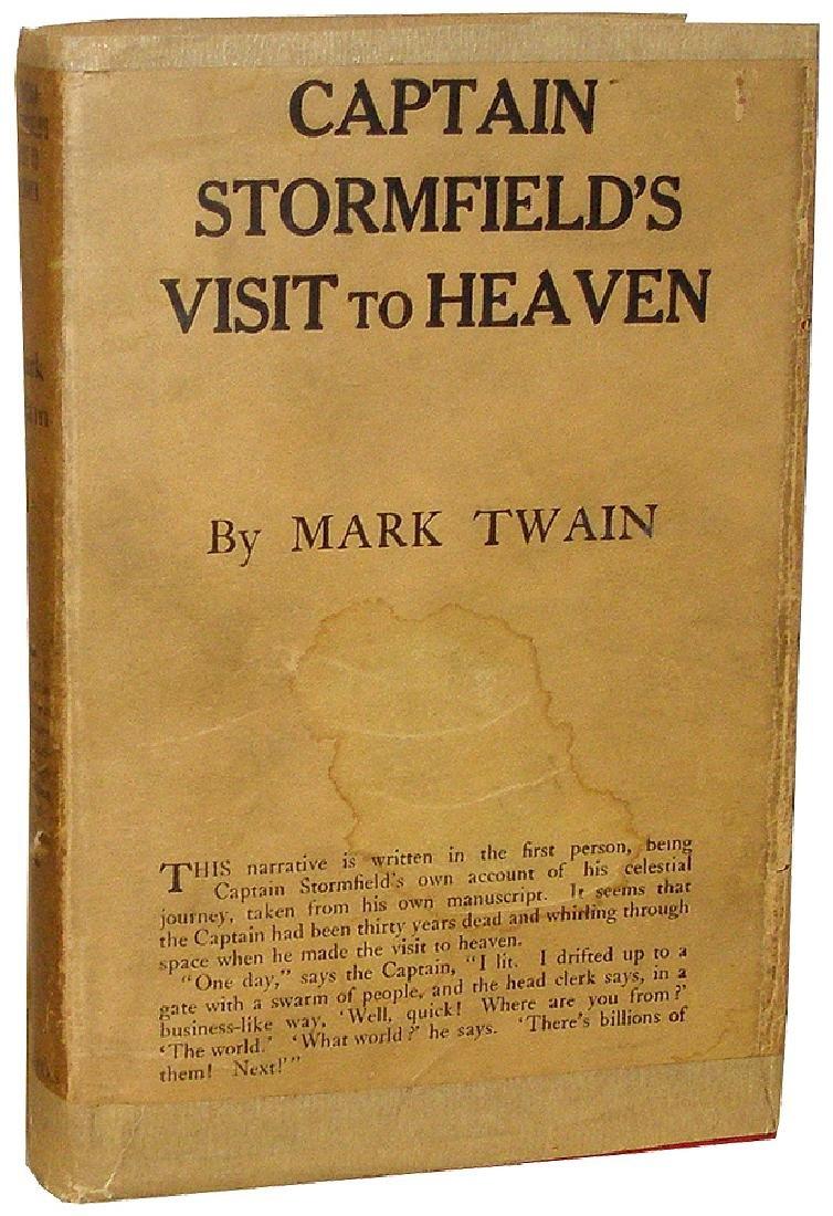 Captain Stormfield's Visit to Heaven Twain, Mark