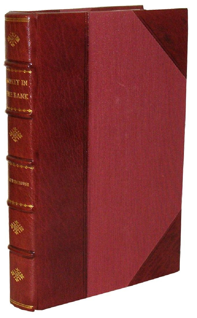 Money in the Bank Wodehouse, P. G. First edition, first
