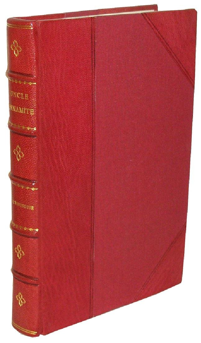 Uncle Dynamite Wodehouse, P. G. First edition, first