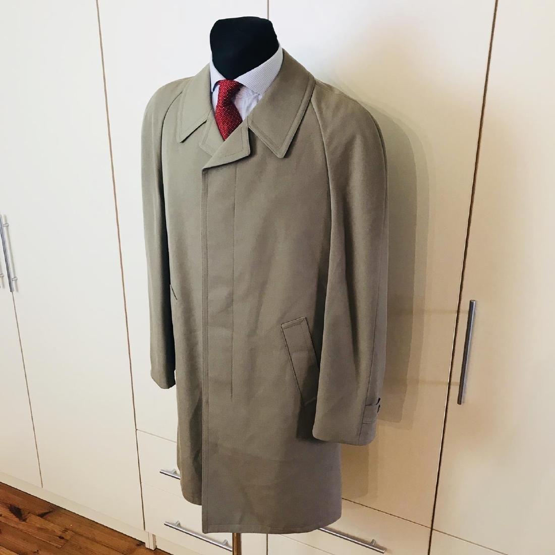 Vintage Men's Trench Coat Size US 38 EUR 48 - 3