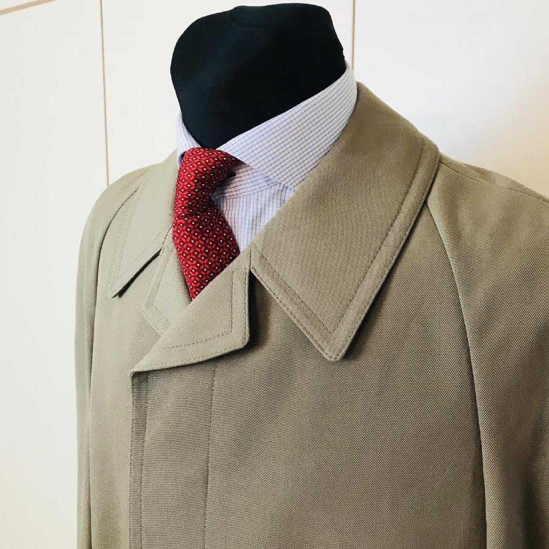 Vintage Men's Trench Coat Size US 38 EUR 48 - 4
