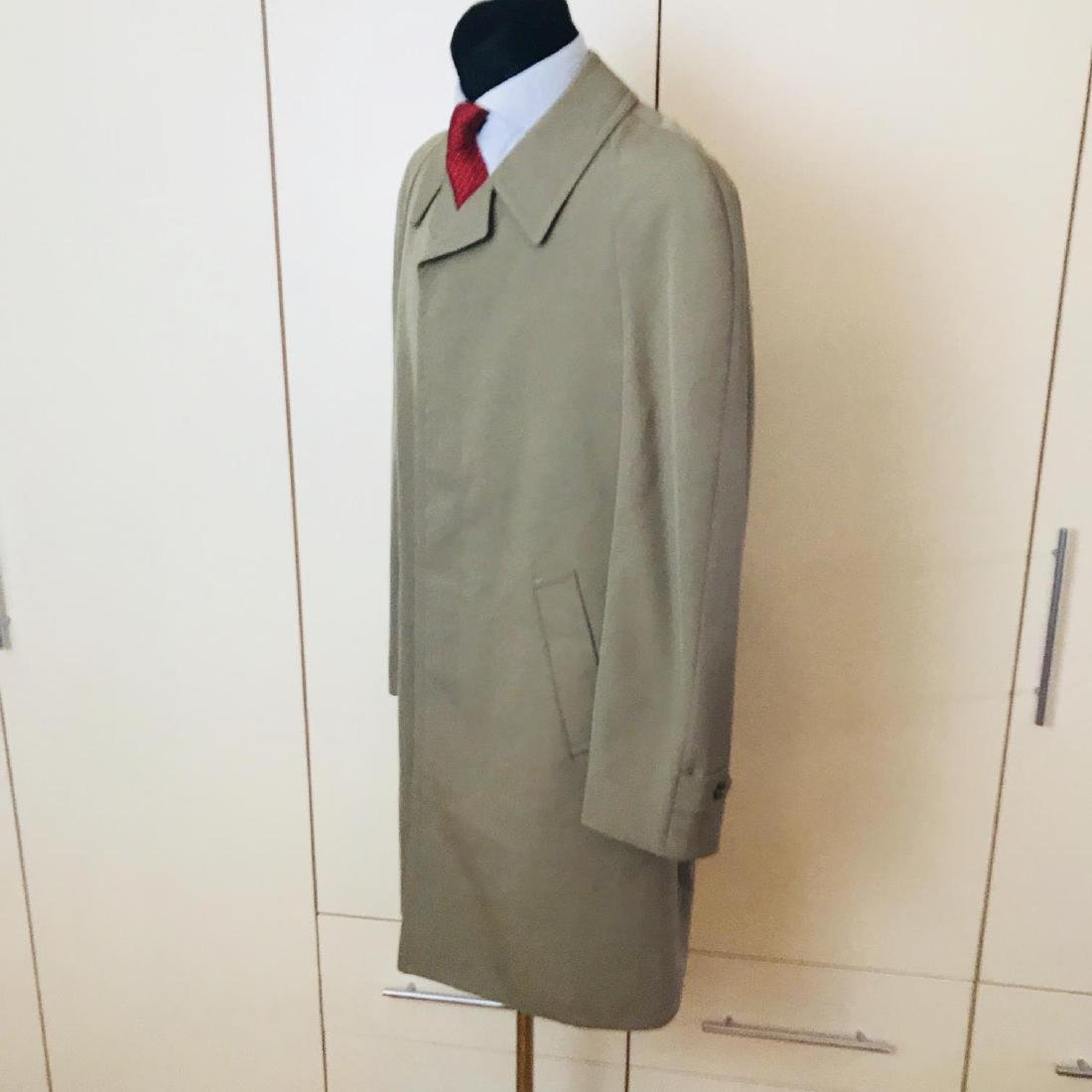 Vintage Men's Trench Coat Size US 38 EUR 48 - 6