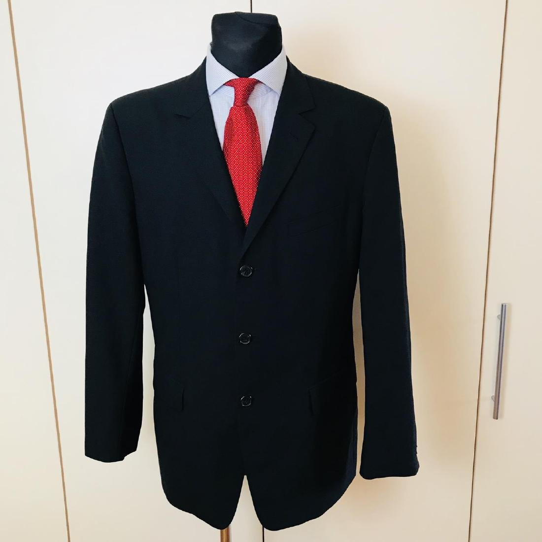 Men's HUGO BOSS Blazer Jacket Size US 42 EUR 52
