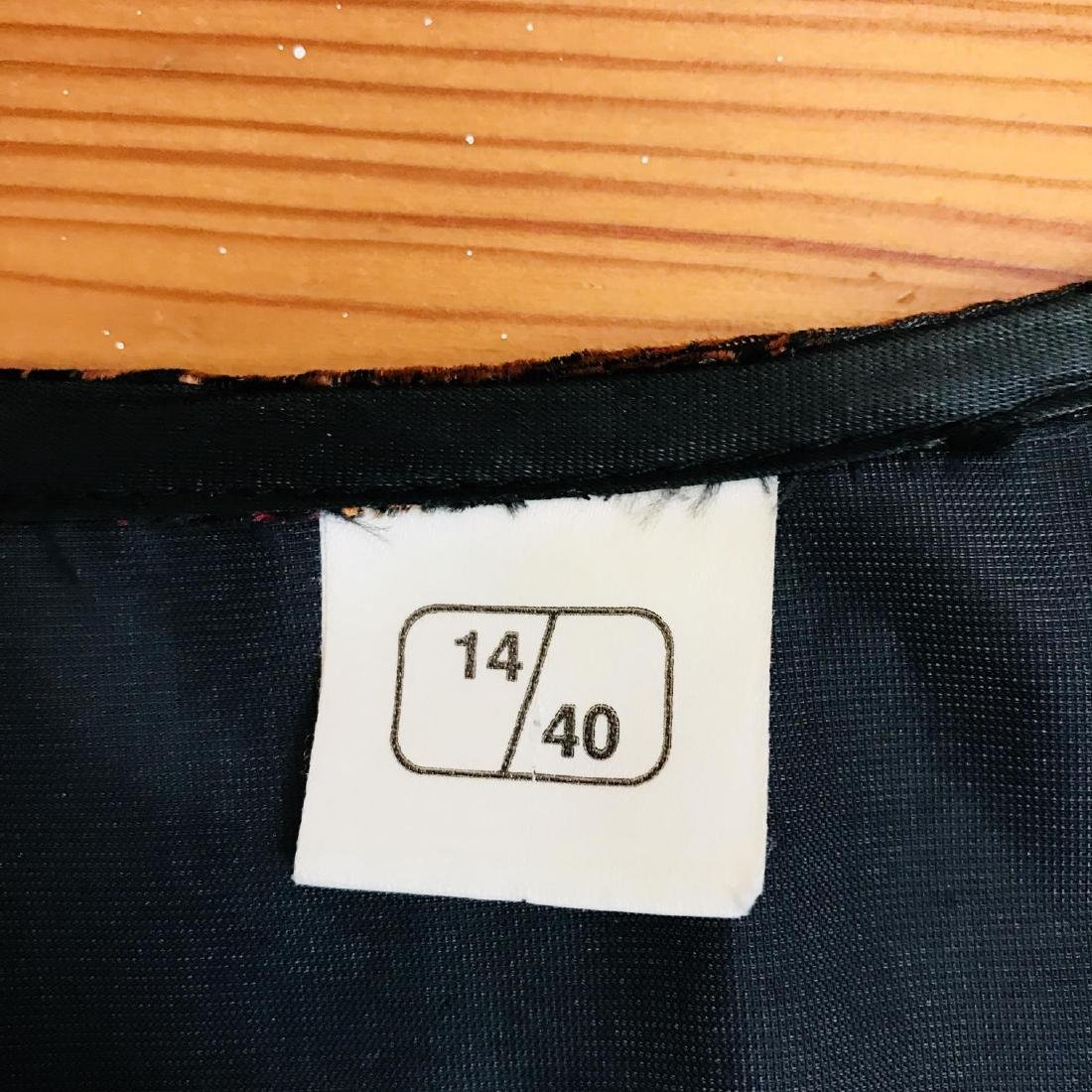 Vintage Women's Jacket Blazer Top Size US 10 EUR 40 - 6