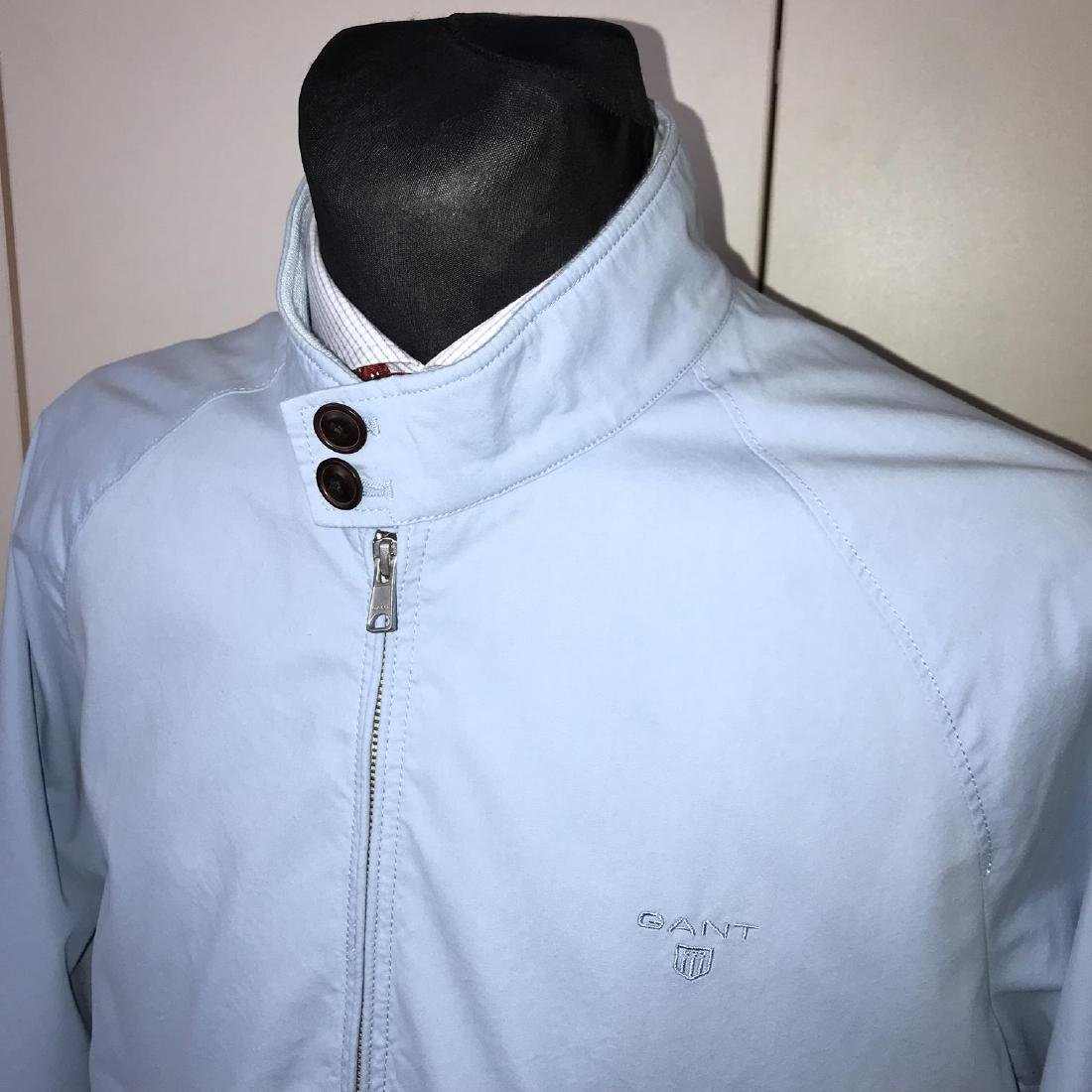 Men's GANT The College Bomber Jacket Size L - 4