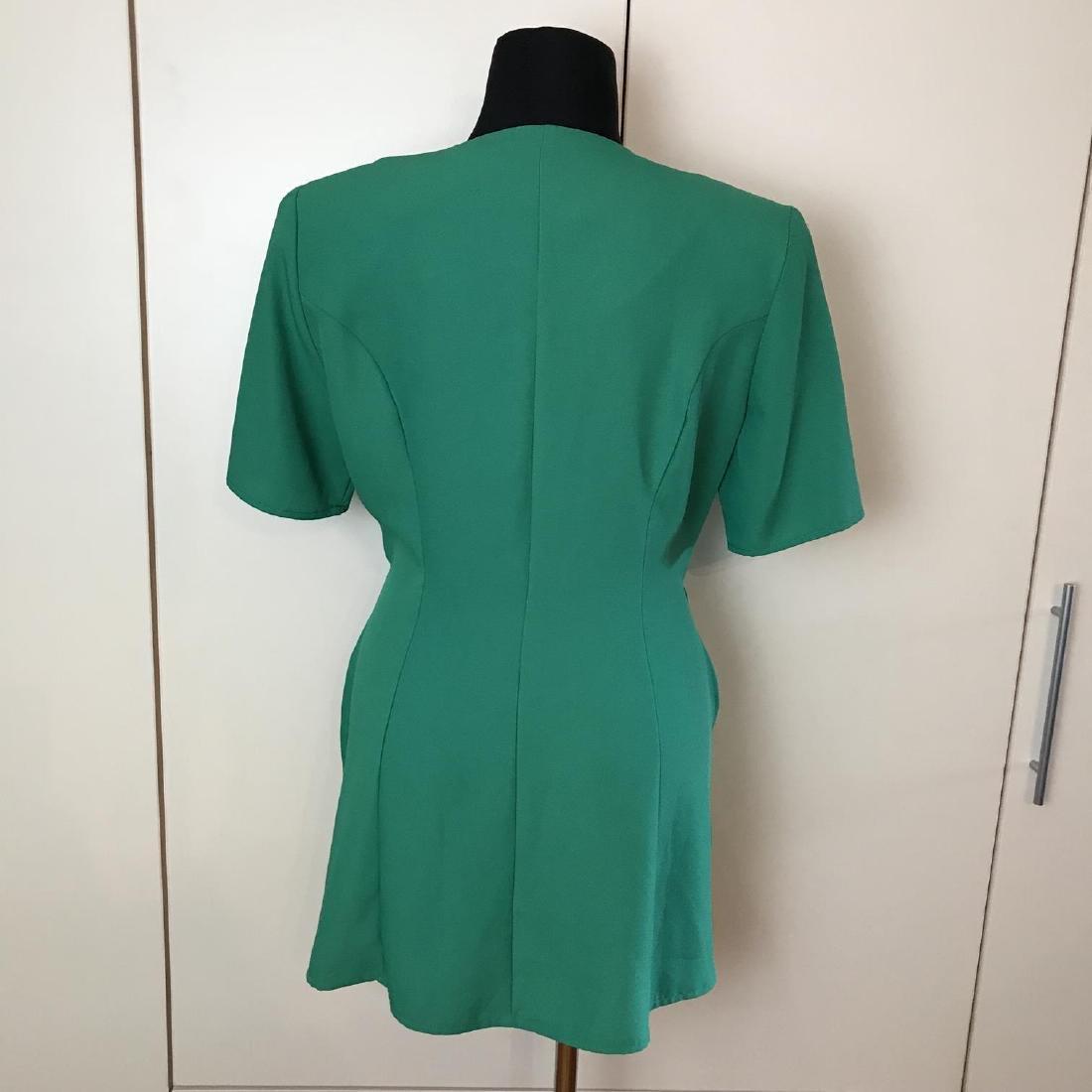 Vintage Women's Blouse Shirt Jacket Size US 12 UK 16 - 5