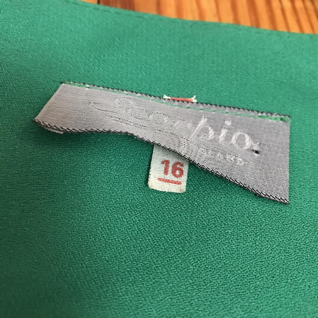 Vintage Women's Blouse Shirt Jacket Size US 12 UK 16 - 8