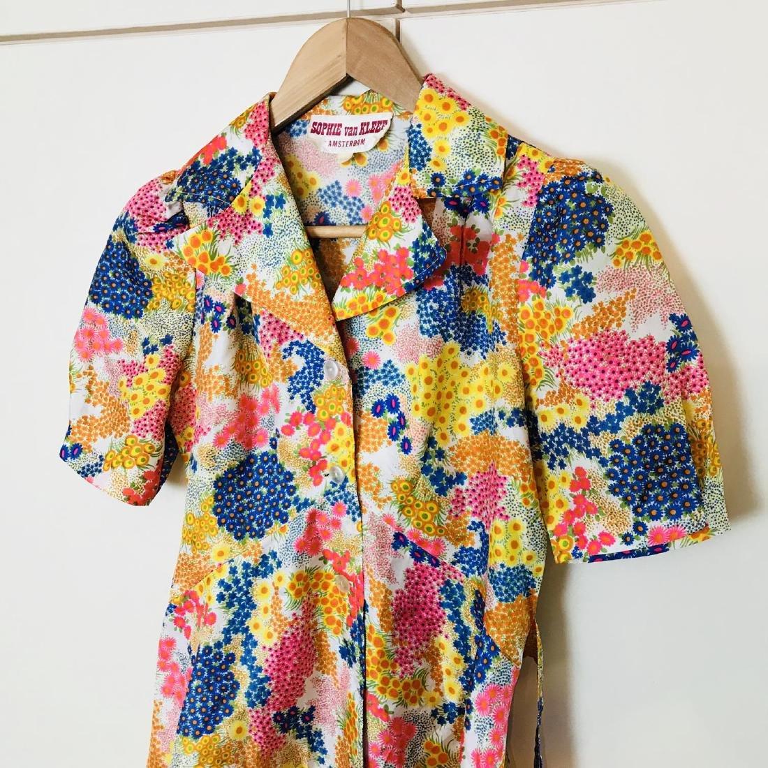 Vintage Women's Blouse Shirt Size US 8 EUR 38 - 2