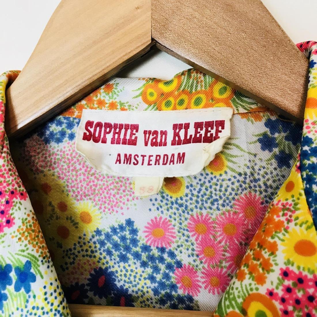 Vintage Women's Blouse Shirt Size US 8 EUR 38 - 3